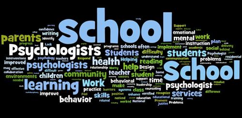 School Psych Wordle