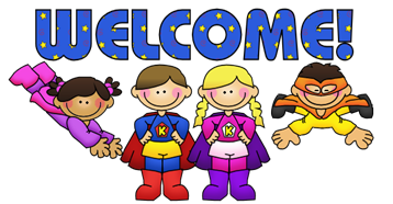 Image result for 1st grade welcome super hero