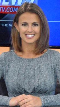 Alumni Jackie Cregan is a news anchor for WVFX!